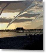 Tornado Watch Metal Print