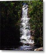 Toron Falls Metal Print