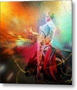 Toroscape 25 Metal Print
