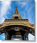 Torre Eiffel - Tour Eiffel - Eiffel Tower Metal Print