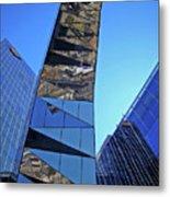 Torre Mare Nostrum - Torre Gas Natural Metal Print by Juergen Weiss