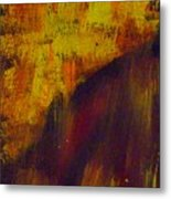 Torrent From Within Metal Print