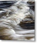 Water Flow 2 Metal Print