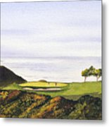 Torrey Pines South Golf Course Metal Print