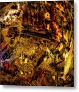 Torture Chamber  1399 Metal Print