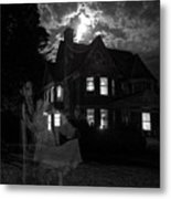 Tortured Souls Metal Print