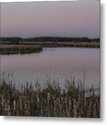 Total Peace And Calm Metal Print