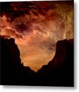 Total Surrender Metal Print
