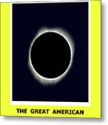 Totality II Metal Print
