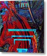 Totem Pole Metal Print by Anne Weirich