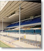 Tottenham - White Hart Lane - East Stand 3 - April 1991 Metal Print