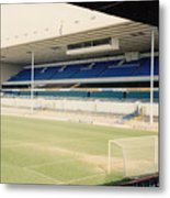 Tottenham - White Hart Lane - East Stand 4 - April 1991 Metal Print