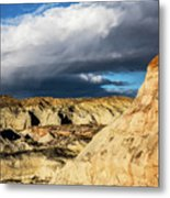 Touch Of A Rainbow Metal Print