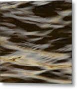 Touch Of Mink Metal Print