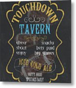 Touchdown Tavern Metal Print