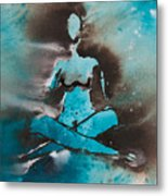 Touching The Universe II Metal Print