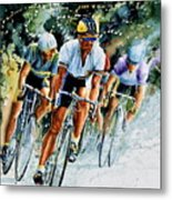 Tour De Force Metal Print