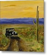 Touring Arizona Metal Print by Jack Skinner