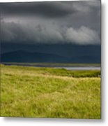 Towards Vatnajokull Metal Print