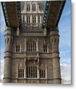 Tower Bridge Two Metal Print