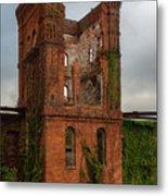 Tower Of Ruins Metal Print