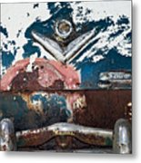 Town And Country Bumper Metal Print