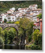 Town Of Avo Metal Print