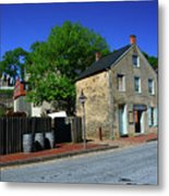 Town Of Harpers Ferry Metal Print