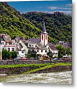 Town Of Kestert Metal Print