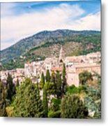 Town Of Tivoli Metal Print