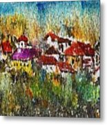 Town To Country Metal Print