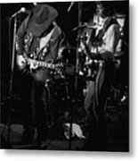 Toy And Tommy At Winterland 1976 Metal Print