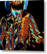 Toy Caldwell Plays The Blues Metal Print