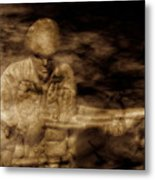 Toy Soldiers Heat Of Battle  Metal Print
