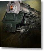 Toy Train Metal Print