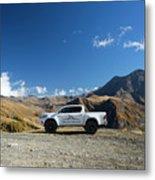 Toyota Hilux At37 Metal Print