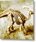 Toys And Artefacts Metal Print
