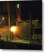 Tr10 Sandia Tram Metal Print