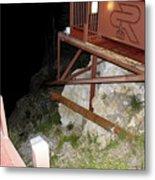 Tr16 Sandia Peak Metal Print