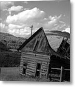 Traces Of The Past Metal Print