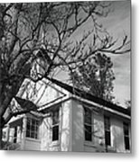 Traditional Country Church Metal Print