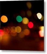 Traffic Lights Number 11 Metal Print