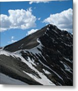 Trail From Grays To Torreys Metal Print