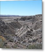 Trail Of The Acients-one Metal Print