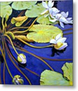 Trailing Beauty Metal Print
