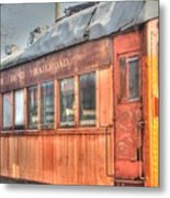 Train Series 5 Metal Print
