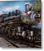 Train - Steam - 385 Fully Restored  Metal Print