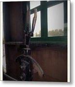 Trains 6 5a Metal Print