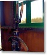 Trains 6 Selfoc Metal Print