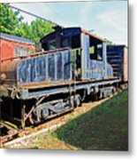 Trainyard 7 Metal Print